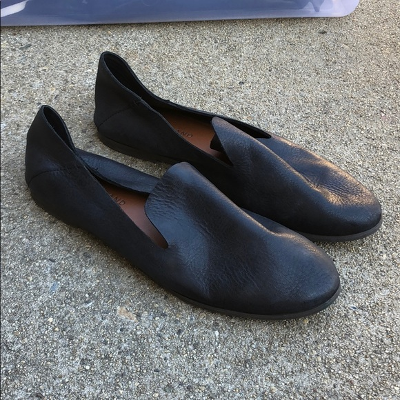 Lucky Brand Shoes - Lucky Brand Leather Loafers